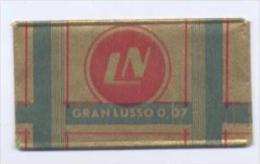 L16 - LAMETTA DA BARBA LN GRANLUSSO 0.07 - Lames De Rasoir