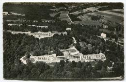 *** Cpsm - En Avion Au Dessus De VILLIERS SUR MARNE - Le Sanatorium Et Vue Générale Aerienne - LAPIE (2 Scans) - Autres Communes