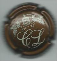 CAPSULE DE CHAMPAGNE : Coolard   Leveau  Reuil - Champagne
