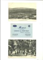 74 - Haute-savoie - ANNECY - 2 Cartes+1 Avis De Passage - Annecy