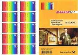 Bund 2012, Michel # 2929 **  225 Geburtstag Joseph Von Fraunhofer Selbstklebend, Self-adhesive Booklet - BRD