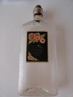 RARE : EAU DE COLOGNE 90° FAUSTA CHERAMY PARIS - Bottles (empty)