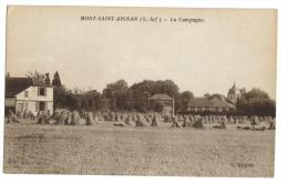 Mont Saint Aignan La Campagne - France