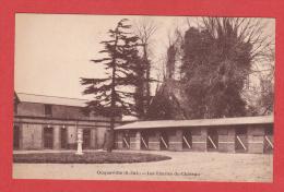 OCQUEVILLE  (Seine-Maritime)    Les  Ecuries  Du  Chateau - France
