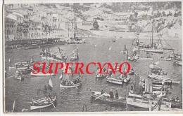 CARTE SCENE DE PORT PAVILLON BRITANIQUE PUB CHOCOLAT EXPRESS GRONDARD - Postcards