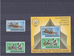 14e Jamboree Mondial Des éclaireurs - Togo (1960-...)