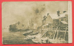 133098 / SALON 1910 / SUR LA TYNE , PRÈS DE NEWCASTLE By PIERRE VAUTHIER - EXCELSIOE # 236 USED SOFIA Bulgaria Bulgarie - Pittura & Quadri