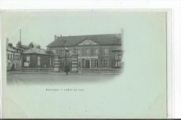 MONTEREAU  HOTEL DE VILLE  TURAGE 1900 - Montereau