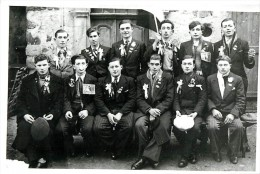 15 CANTAL Photo Jack Andral Murat  à Localiser  Conscrits à Identifier Et Localiser  N° 1851 - Photos