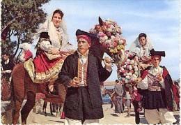 QUARTU SANT'ELENA COSTUMI  SARDI 1956 - Quartu Sant'Elena
