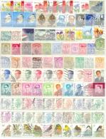 Belgie - Belgique - Z-1150 - 100  Zegels-timbres -  0,40 Euro - Collections