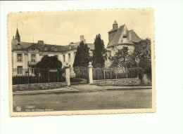 Fosses La Ville Tour Du Château Destrée  ( Pancarte à Louer ) - Fosses-la-Ville