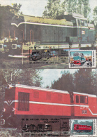 Locomotives Built In Romania - Maximum Cards & Covers