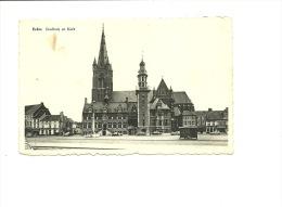 Eeklo Stadhuis En Kerk - Eeklo
