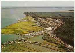 ILE D´OLERON ST TROJAN Vue Générale Aérienne Le Port (Elcé) Chte Mme (17) - Ile D'Oléron