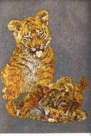TIGER CUBS - DUFEX CARD M126 - Tigers