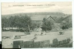 03 ALLIER Auvergne MONTLUCON INDUSTRIE USINE Acieries  Fondrie  Canon TOP COLLECTION 2 SCANS - Montlucon