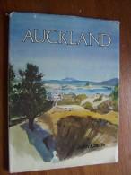 AUCKLAND John CASTLE 1970 édition REED Livre Illustré Ville De AUCKAND Avec Texte Et  Dessins - Livres, BD, Revues