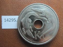 1 Kina 2004 Papua Nueva Guinea, Tipo Grande, Tamaño Grande - Papoea-Nieuw-Guinea