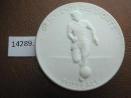 Medalla De Porcelana De Meissen , Meissen Porzellan Medaille - Alemania