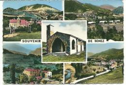 """04 SENEZ > [04] Alpes De Haute Provence > Multivues """" Souvenir De Senez"""" - Francia"""