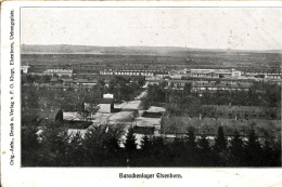BARACKENLAGER ELSENBORN Aôut 1914 - Eupen Und Malmedy