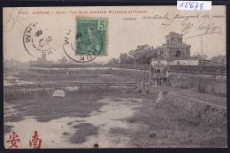 Annam - Hué - Vue De La Citadelle Myradors Et Fossés 1906 (12´678) - Viêt-Nam