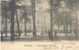 Op989: D.V.D.8912 THOUROUT - Sint-Joseph´s Gesticht - Uitgever Th. Samyn -de Borchgrave - Torhout