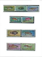 BURUNDI - 359/367 (9V) 1967 - MICHEL - 1962-69: Nuevos