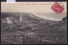 Annam - Than-Hoa - Plage De Sam-Son - Ca 1908 (12´683) - Viêt-Nam
