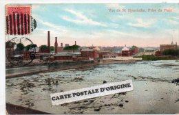 ST HYACINTHE (CANADA) - VUE DE LA VILLE PRISE DU PONT - St. Hyacinthe