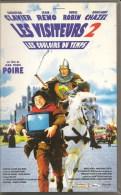 Cassette Vidéo LES VISITEURS De Jean Marie Poiré Avec Christian Clavier, Jean Reno, Muriel Robin - Policiers