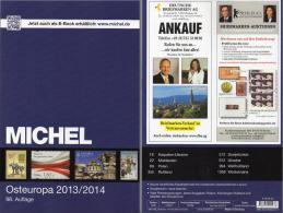 MICHEL Band 7 Briefmarken Katalog Ost-Europa 2014 Neu 60€ Mit Polska Russia SU Sowjetunion Ukraine Moldawien Weißrußland - Philatélie