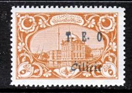 Cilicia  79   * - Unused Stamps