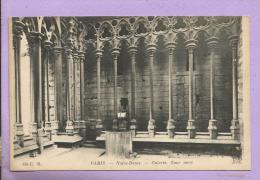 PARIS -  Notre-Dame -  Galerie, Tour Nord - Notre Dame De Paris