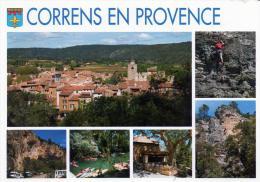 D 83 Correns  Multi Vues - Frankrijk