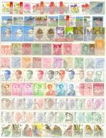 Belgie - Belgique - Z-1151 - 100  Zegels-timbres -  0,40 Euro - Collections
