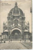 Bruxelles Eglise Sanite-Marie  B.S.V. Bruxelles - Belgium