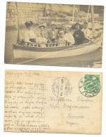ABAZIA (ABACIJA) OPATIJA Year 1908 RARE - Croatie