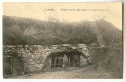 D12028 - Jauche - Entrée Des Souterains De Folsc-les-Caves - Orp-Jauche