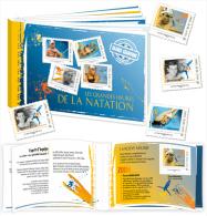 France 2013 - Album-Collector - Les Grandes Heures De La Natation ** - Collectors