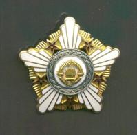 YUGOSLAVIA , Brand New ! ORDER OF REPUBLIC WITH SILVER WREATH IN CASE , II CLASS - Organizations