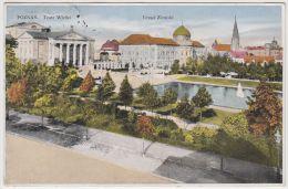 18903g POSEN - Teatr Wielki - 1928 - Pologne