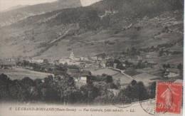. LE GRAND BORNAND ( Vue Generale ) - Autres Communes