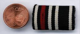 Bandspange  1. WK WW  Eisernes Kreuz  Iron Cross + Ehrenkreuz     100% Original ! - Germany
