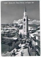 Ve -Bl9 -  Cortina - Piazza Venezia . Le Tofane - Belluno