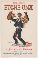 19102g LE TANNEUR - Restaurant Etche Ona - Bordeaux - Le Tanneur