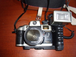 Gorthex AFB-75 Et Son Flash Avec Sacoche - Macchine Fotografiche