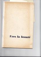 Plaquette Publicité Illustrée - Produits De Beauté Innoxa - Intérieur Tres Frais - Livres, BD, Revues