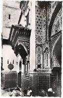 CP, MAROC, FES EL BALI, Zaoula De Sidi Ahmed El Tijani, Voyagé En 1950 - Fez (Fès)
